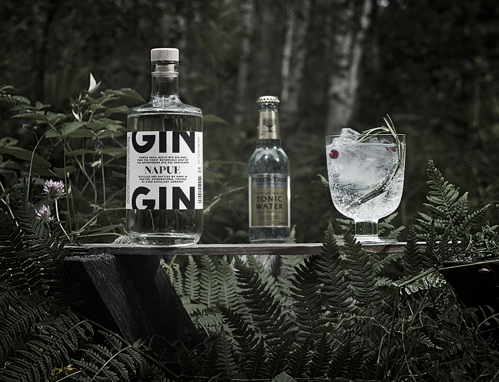 That S The Spirit Finnish Gin Hits Top Of The World