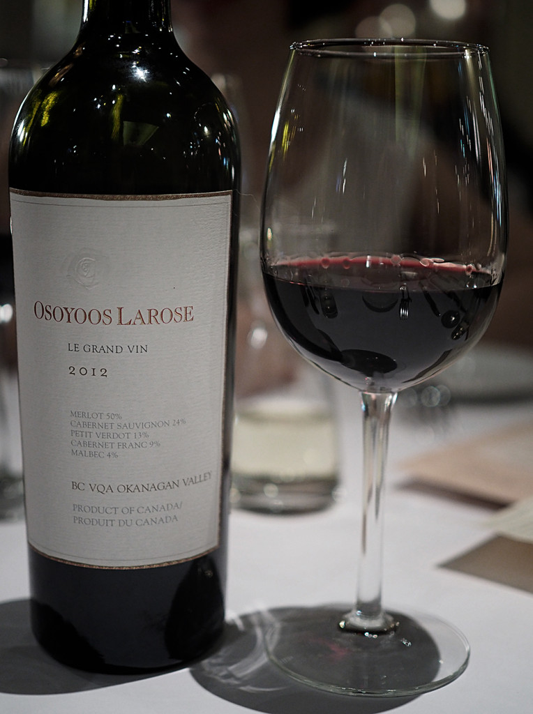 Osooyos Larose Le Grand Vin
